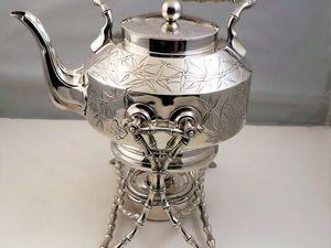 Необычное приключения Бамбукового чайника Walker Hall. Ярмарка Мастеров - ручная работа, handmade.