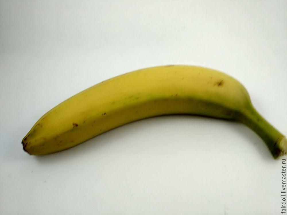шаблон банана