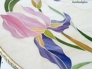 Принимаю заказы на кованые столики с мозаичной столешницей. Ярмарка Мастеров - ручная работа, handmade.