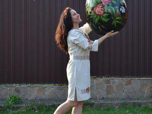 Участие во Всеукраинском фестивале пасхальных писанок - 2017 | Ярмарка Мастеров - ручная работа, handmade