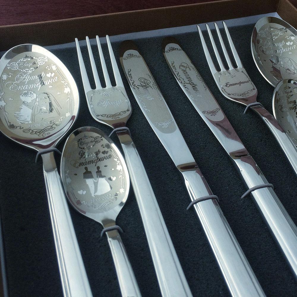 серебрянные приборы