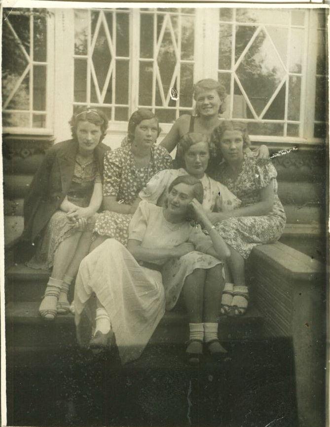 Семейные архивы, часть 2. СССР, 1920-1940 годы, фото № 8