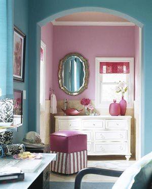 розовый и голубой 14