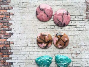 Камни, камни и еще раз камни!. Ярмарка Мастеров - ручная работа, handmade.
