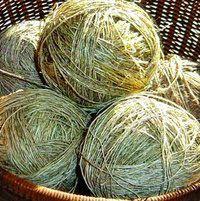 пряжа, натуральные волокна
