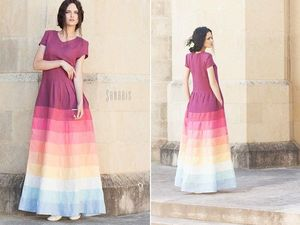 Выбор силуэта платья или где будем делать талию. Ярмарка Мастеров - ручная работа, handmade.