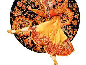 Русские ремесла в картинках | Ярмарка Мастеров - ручная работа, handmade