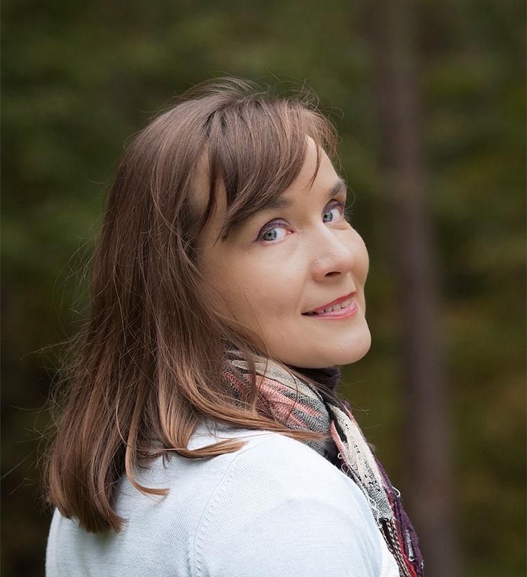 Ольга Мотырева  - о