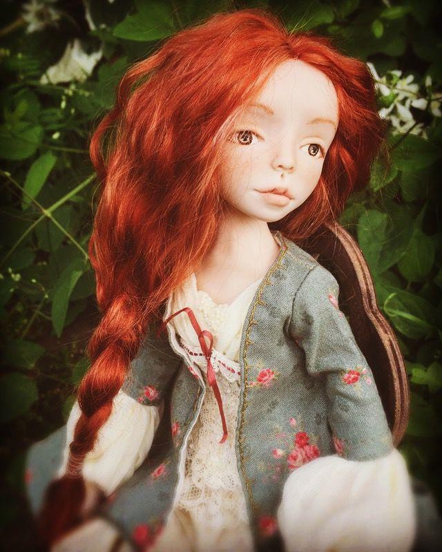 анонс новинок, коллекционная кукла
