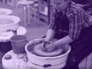Видеоурок: создание пиалы на гончарном круге. Танец рук и глины. Ярмарка Мастеров - ручная работа, handmade.