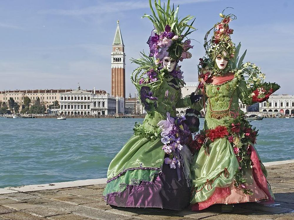 Refined, Elegant, Mystical: The Carnival of Venice, фото № 12