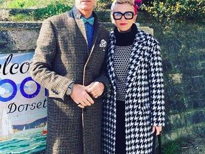 Trendy Grandparents: 35 Stylish Looks. Livemaster - handmade