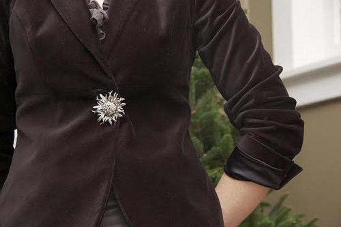брошь, винтаж, как носить брошь, винтажная брошь, винтажные украшения, винтажная бижутерия