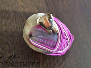 Кошечка Аврора!:). Ярмарка Мастеров - ручная работа, handmade.