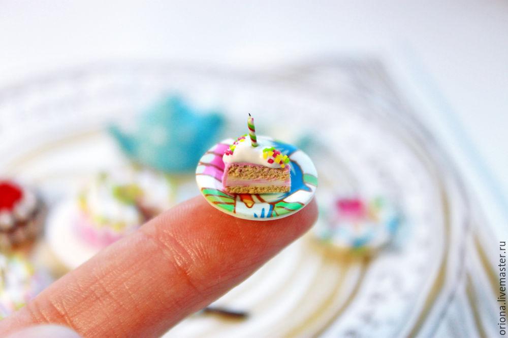 именно картинки тортики из полимерной глины тех пор владимир