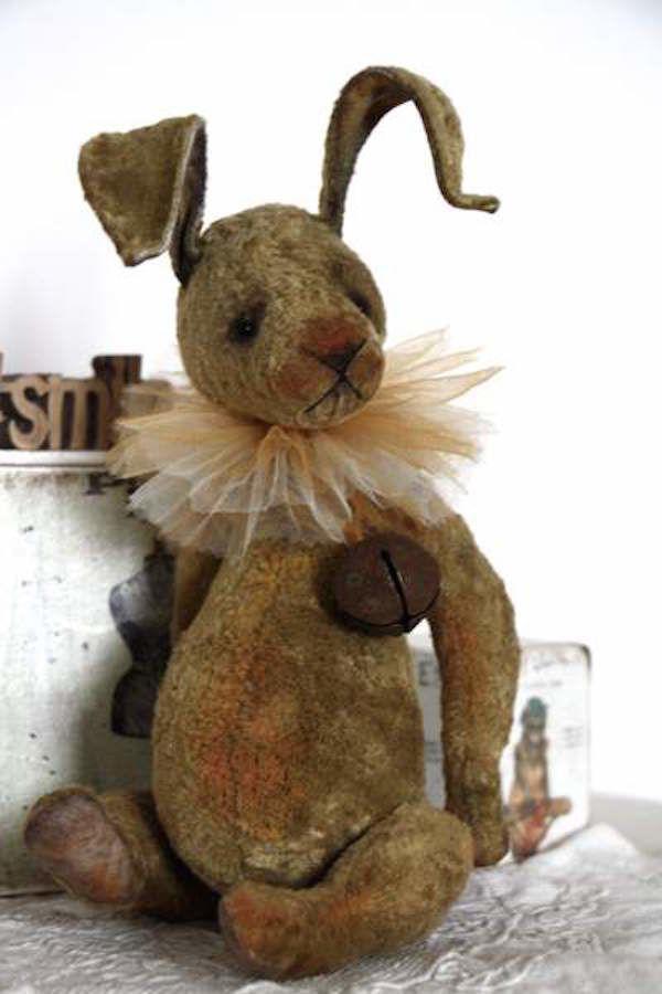 выкройка кролика