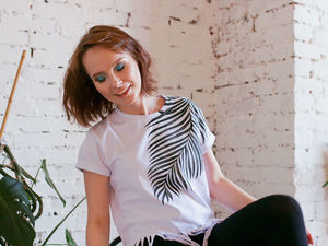 Съёмка лукбука для новой коллекции футболок! TROPIKI. Ярмарка Мастеров - ручная работа, handmade.