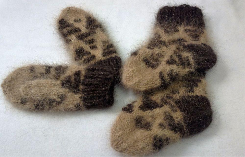 собачья шерсть, прядение шерсти, вязание