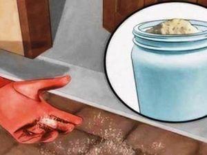 Вот Зачем Рассыпать Соль Прямо на Пороге! и вообще про соль. Ярмарка Мастеров - ручная работа, handmade.