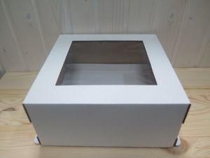 Скидка -30% на коробки для тортов. Ярмарка Мастеров - ручная работа, handmade.