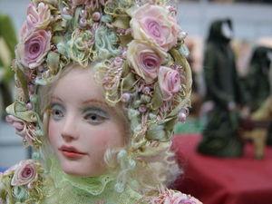 Весенний бал кукол в лицах. Ярмарка Мастеров - ручная работа, handmade.