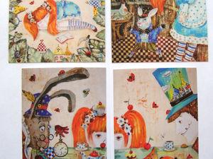 Последние наборы открыток. Ярмарка Мастеров - ручная работа, handmade.
