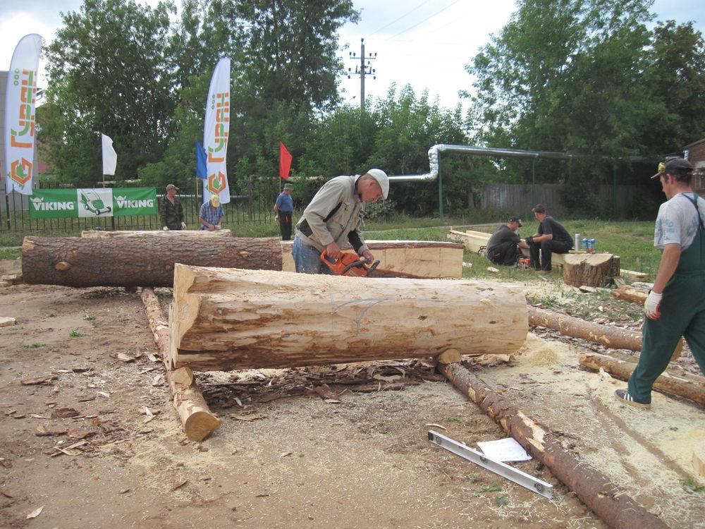 Об участии в международном фестивале деревянной скульптуры., фото № 3