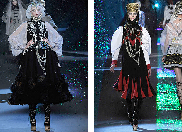 John Galliano Fall Winter Ready-to-Wear 2009/2010