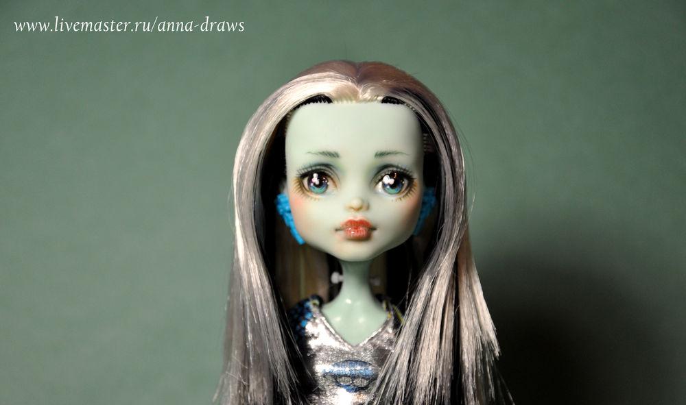 Как сделать куклу ООАК: пошаговая инструкция и видеоурок, фото № 17