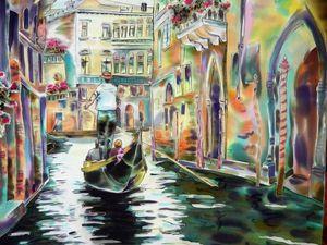 Сказочная Венеция!. Ярмарка Мастеров - ручная работа, handmade.