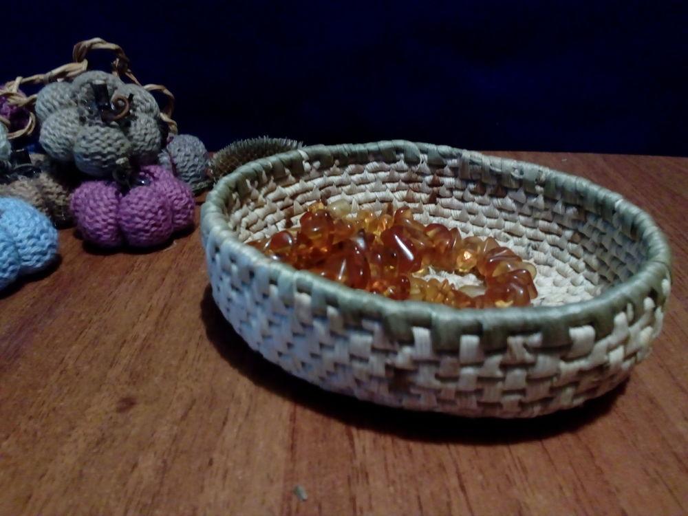 плетение из талаша