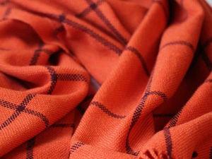 Оранжевый цвет в гардеробе. Ярмарка Мастеров - ручная работа, handmade.