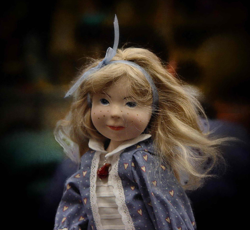авторская кукла, куклы ручной работы