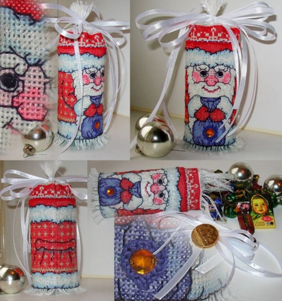 Christmas Decorations from Recycled Materials, фото № 18