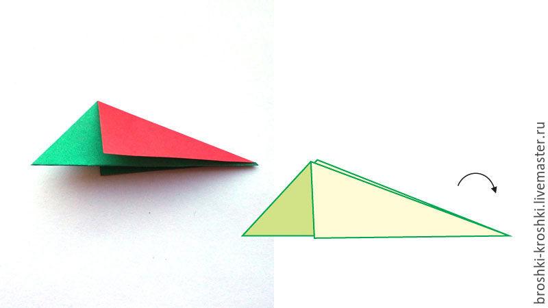 венок из бумаги, для занятий с детьми