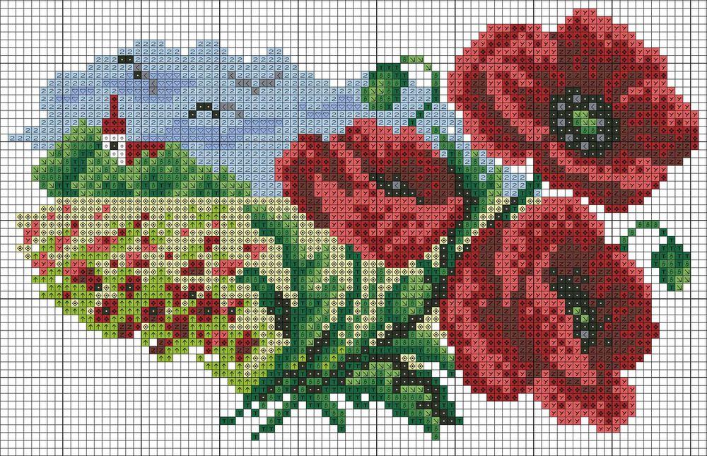 цветочный календарь