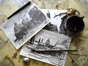 Метаморфозы Венеции. Ярмарка Мастеров - ручная работа, handmade.