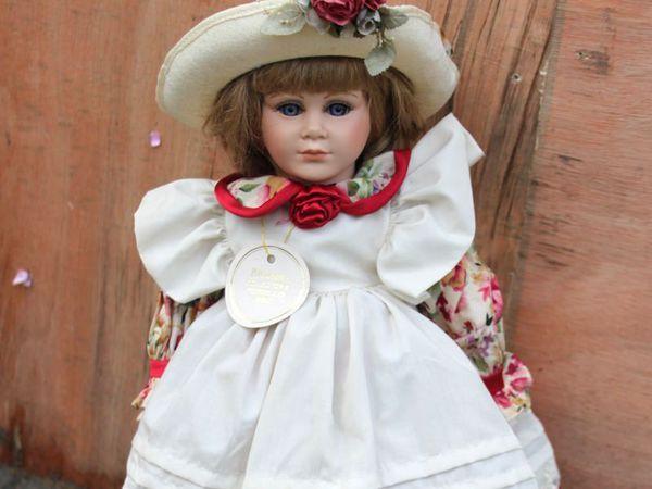 Аукцион на фарфоровые куклы | Ярмарка Мастеров - ручная работа, handmade