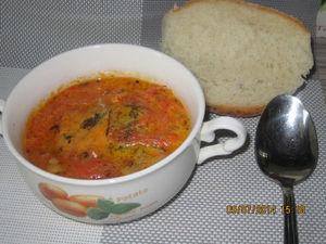 Греческий Быстрый Острый Суп