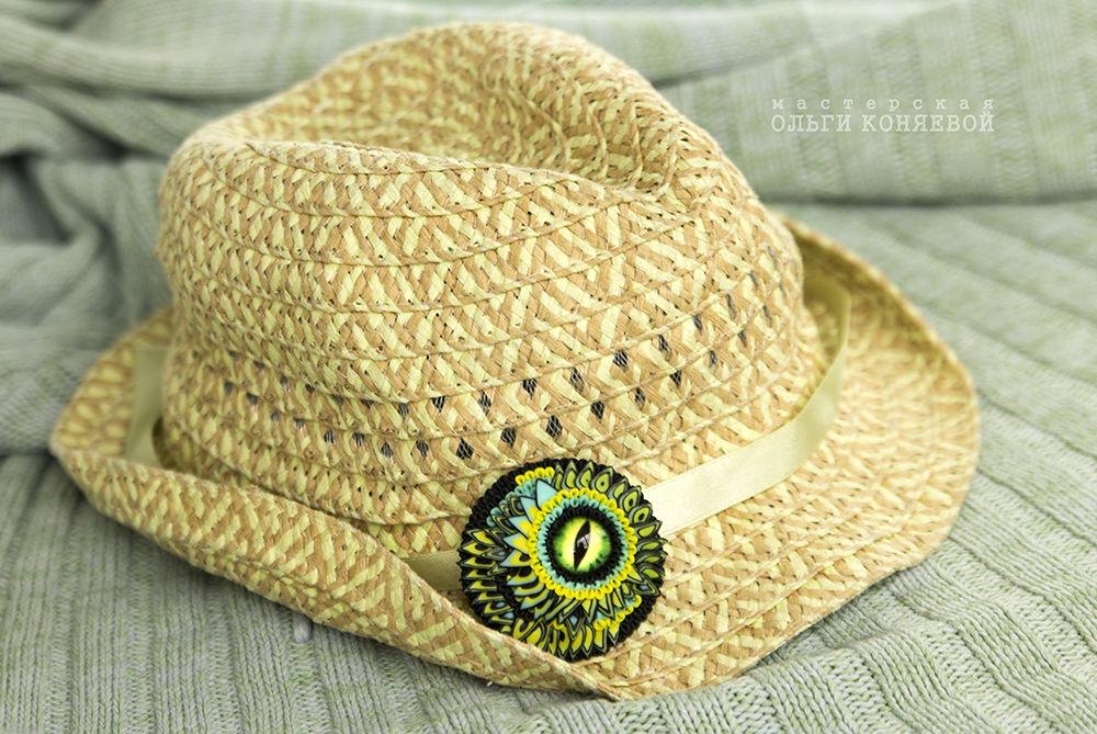 шляпка, необычное украшение, идея для подарка, стильный образ
