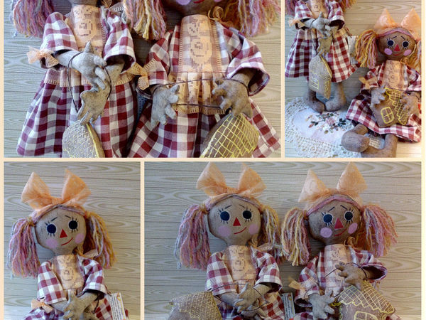 Красавицы куколки