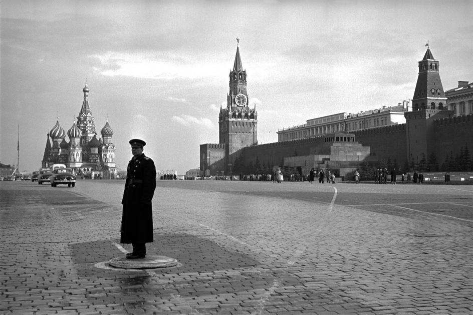 Lessing47 Москва 1958 года в фотографиях Эриха Лессинга