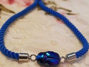 Тонкости ремесла: как собрать браслет без пинов. Ярмарка Мастеров - ручная работа, handmade.
