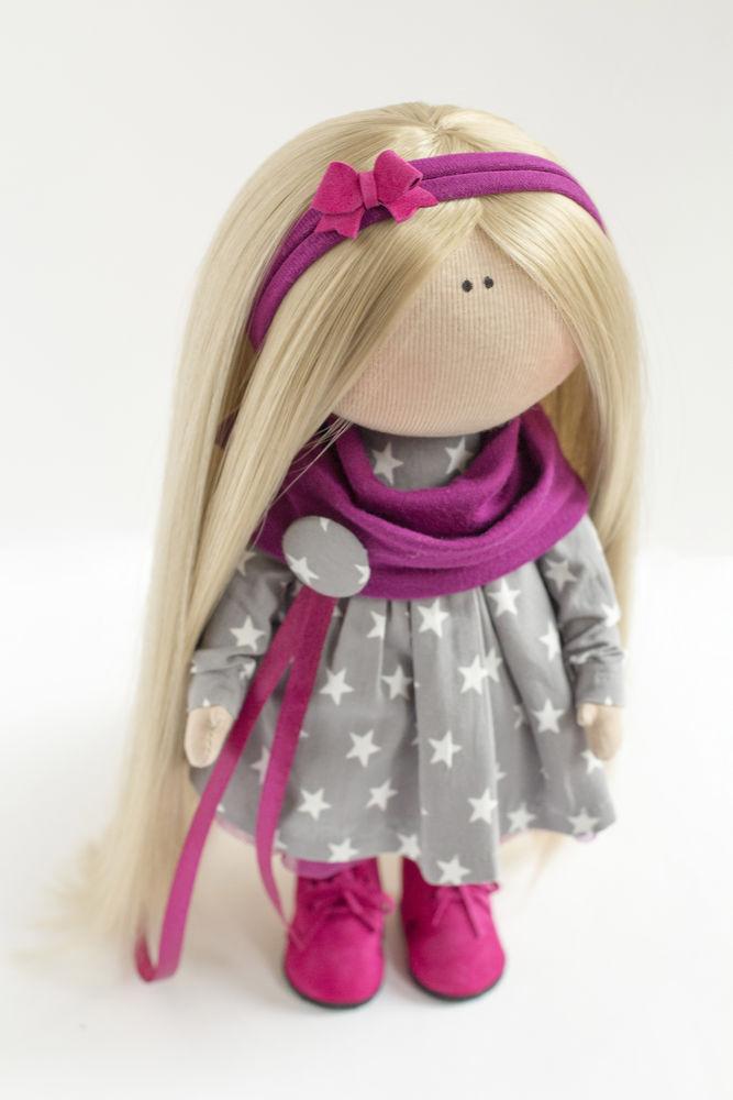 кукла, текстильная игрушка, коллекционная кукла, подарок, кукла своими руками