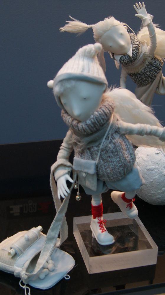 Выставка «Искусство куклы» в Гостином дворе, фото № 3
