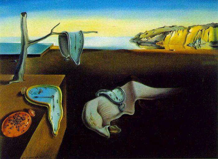 День рождения гениального художника, сюрреалиста Сальвадора Дали., фото № 6