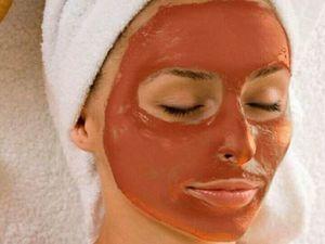 Делаем маску из красной глины: новый взгляд на привычное. Ярмарка Мастеров - ручная работа, handmade.