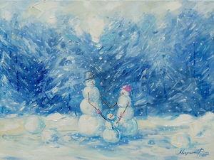 Подарок к Новому году моим покупателям! Никаких условий, просто так!)))). Ярмарка Мастеров - ручная работа, handmade.