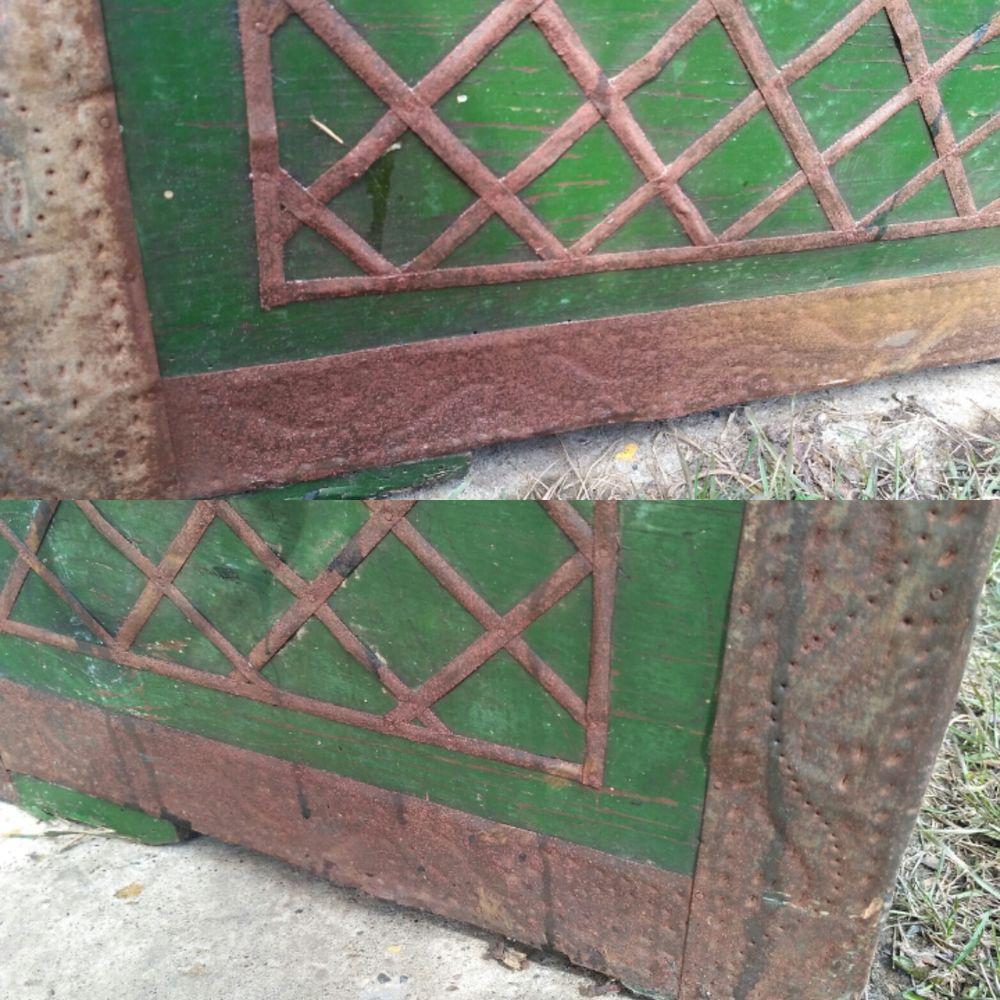 Сундук реставрация своими руками фото фото 92