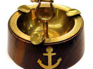 Интересные морские сувениры для оформления интерьера. Ярмарка Мастеров - ручная работа, handmade.